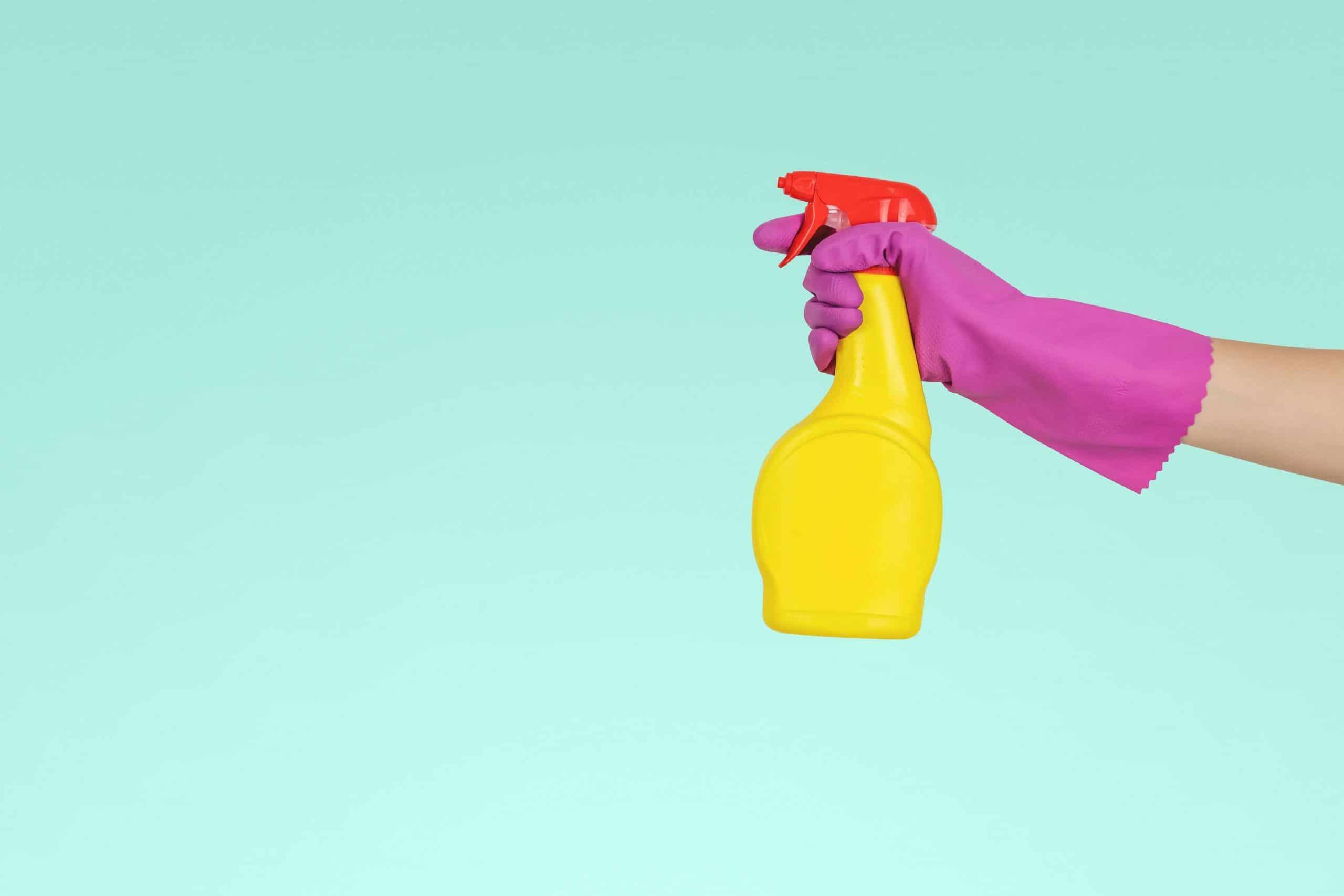 Obsesión por la limpieza - TOC